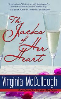LibriAmoriMiei: Review, Interview & Giveaway: The Jacks of Her Heart by Virginia McCullough