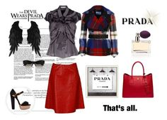 """""""Prada. That's all!"""" by juliabachmann on Polyvore featuring Mode und Prada"""