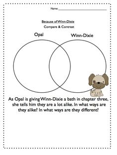 Printables Because Of Winn Dixie Worksheets doors and decor on pinterest because of winn dixie novel study 6 comprehension questions activities test