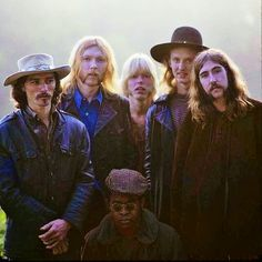 Allman Brothers Band (1969)