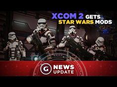 Star Wars Mods Come to XCOM 2 - GS News Update