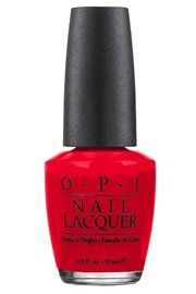 Big Apple Red I love this color my go to nail polish