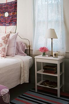 Tailor Made - 30 Easy Ideas For A Stylish Bedside Table - Lonny
