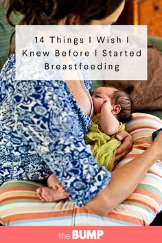 One woman shares the breastfeeding advice she wish she was given as a new mom.