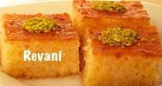 Revani Tarifi - Oktay Usta Tatlı Tarifleri