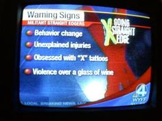 I've been know to get violent over a glass of wine too #straightedge