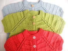 Modelli #maglia #bambini gratuiti #tricotting