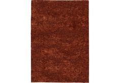 picture of Cindy Crawford Home Clouds 5'3 x 7'6 Copper Rug  from Rugs Furniture
