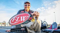 FLW- Santee Cooper Winner 2016- Bryan Thrift with a 3 day total of 79lbs-15oz.