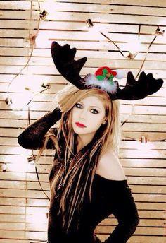 Avril Lavigne Christmas