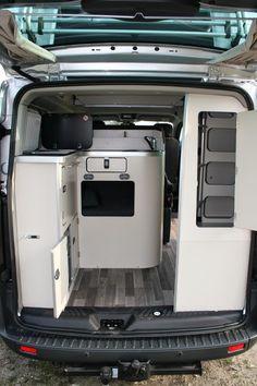 Campingbus: Ford Nugget