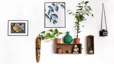 Optimisez votre décoration intérieure facilement ! Quelques objets de décoration intérieure et quelques astuces suffisent pour relooker votre logement. Hygge, Adventure Gifts, Bohemian Furniture, White Wall Decor, Wall E, Hanging Canvas, Cute Home Decor, Home Decoration, Affordable Home Decor
