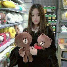 Cute girl korea