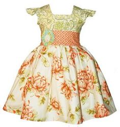charlotte dress - country fair Moxie and Mable   Adorable!   So excited to possibly carry this!