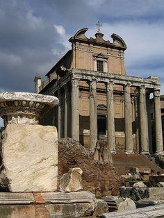 Basílica Porcia, Roma (Primera Mitad S.II a.C.).
