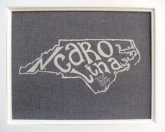 """N. Carolina Esse Quam Videri"" ... North Carolina's motto meaning ""to be rather than to seem."""