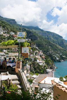 The Amalfi Coast: Positano   A Couple Cooks