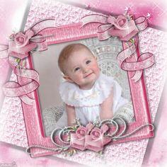 Happy Birthday Frame, Happy Birthday Photos, Birthday Frames, Creative Flower Arrangements, Baby Girl Scrapbook, Frozen Birthday Cake, Photo Picture Frames, Photo Backgrounds, Flower Frame