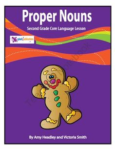 Proper Nouns-2nd Grade Core Lesson from Splash Publications on TeachersNotebook.com (9 pages)  - Our 2nd Grade Proper Nouns Lesson is aligned with the 2nd Grade Common Core Reading and Language Standards (CC.2.RI.1, CC.2.RI.4, CC.2.L.2a).     We've included a full color Proper Nouns Poster that is ready to print, laminate, and hang in your classro