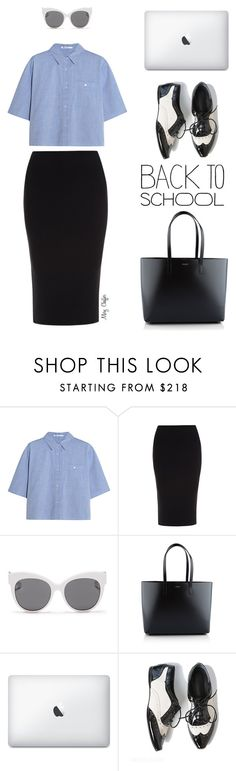 """""""Back to school in oxfords!"""" by mcheffer on Polyvore"""