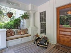 who doesn't love a good front porch