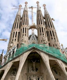 Sagrada Familia, #Barcelona. #Buildings