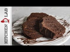 Chocolate bundt cake by the Greek chef Akis Petretzikis. Make easily and quickly this yummy recipe for a classic cake full of chocolate! Moist and decadent! Sweets Recipes, Raw Food Recipes, Cake Recipes, Desserts, Greek Recipes, Chocolate Bundt Cake, Processed Sugar, Classic Cake, Sweet Treats