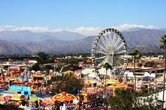 Visit the Los Angeles County Fair from Aug. 31 to Sep. 30.