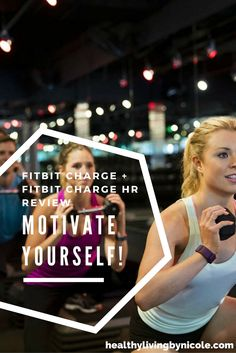 Don't Just Sit There! Start Getting More With FitBit 👉 http://healthylivingbynicole.com/fitness/fitbit-charge-fitbit-charge-hr-review-motivate-yourself/