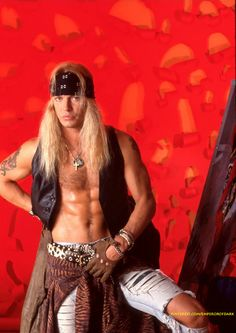 Nov-1990 POISON , Bret Michaels