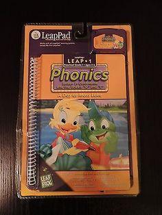 A Day at Moss Lake LeapPad LeapFrog Book Cartridge New NIP Phonics Vowels O E