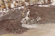 Sluice Box Hobo Creek Yukon