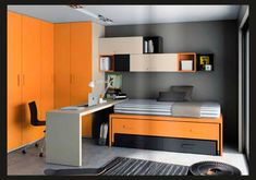 Dormitori juvenil de disseny