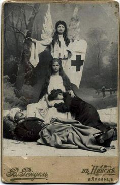 victorian death photography.. (*I'm very fascinated with this practice.  the images are disturbing and compelling.  Victorian Ideas of death were very different from today.   worth reading about if you have the time or inclination-mel*)