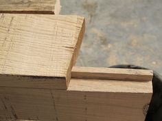 Oak Coverboard Glazing Detail in the Workshop