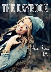 The Daybook - Cute Little Mormon Fashion Blogger. Love her.