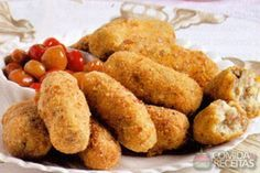 Receita de Croquete de batata e carne moida - Comida e Receitas