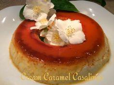 Cucinando tra le nuvole: Cream Caramel Casalingo