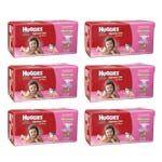 Point Shopping - Leve 6 Pague 5 Fralda T. da Mônica Supreme Care Soft Touch Tamanho M c/ 40 unidades Meninas Mega - Huggies