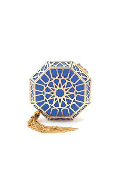 NS by Noof  Shoug Arabian edge clutch