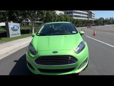 2014 Ford Fiesta | Auto Reviews
