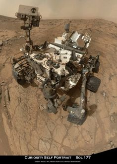 Solar Storm Blasting to Mars Shuts Down Curiosity – 1st Rocky Sample Results on tap