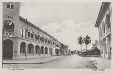 Arab Street, Dar-es-Salaam Tanganyika