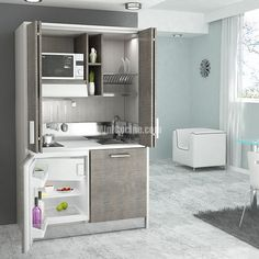 24 best Cucine per piccoli spazi images on Pinterest in 2018 | Small ...
