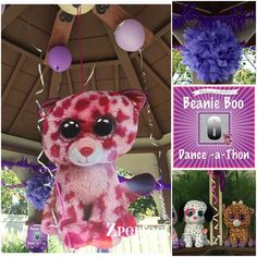 Beanie Boo Birthday Party Ideas | Photo 3 of 10 | Catch My Party