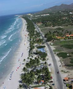 Playa El Agua, Margarita