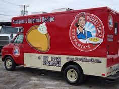 Rufus is no Dufus — Review: Stefania's Pierogi Truck