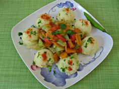 Potato Salad, Potatoes, Breakfast, Ethnic Recipes, Food, Morning Coffee, Potato, Meals, Yemek