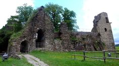 Burg Are, Altenahr, Haupthaus