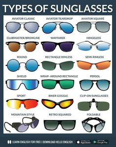 976d4064d82 16 Best types of sunglasses!!!! images